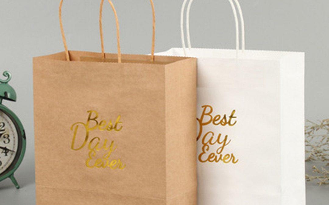 Paper Bag Souvenir
