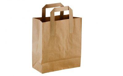 Paper Bag Dengan Segala Kegunaan